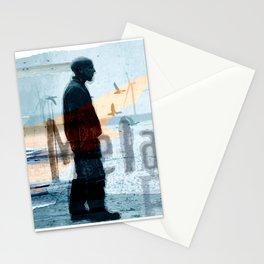 MELANCHOLIA vs the new world - Nina version Stationery Cards