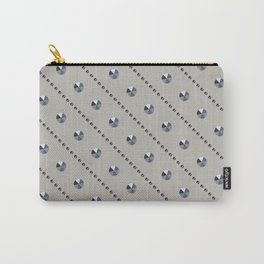 """Illustration .   """" Diamonds"""" . Carry-All Pouch"""