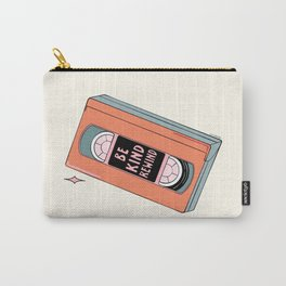 BE KIND, REWIND Carry-All Pouch