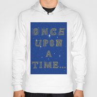fairy tale Hoodies featuring Fairy Tale Beginnings by Fimbis
