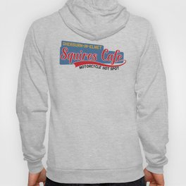 Squires Motorcycle Cafe Hoody