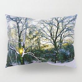 Winter Sunlight Pillow Sham