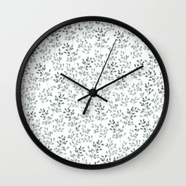 Ramitas pattern Wall Clock