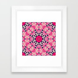 It's a Pink Thing Framed Art Print