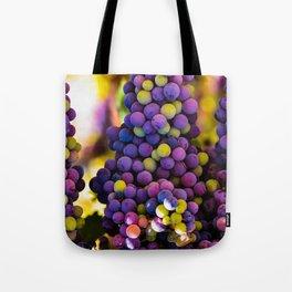 Grapes Hanging Tote Bag