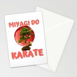 Bonsai Shirt Miyagi Do Karate T-Shirt Stationery Cards
