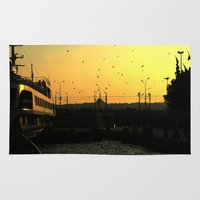 istanbul Area & Throw Rugs featuring Istanbul by habish