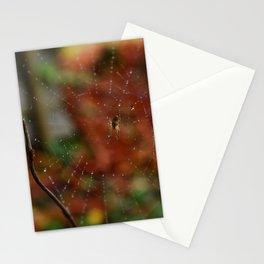 Toile en novembre. Stationery Cards
