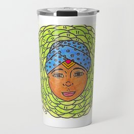 Cabbage Wrap Kid Travel Mug