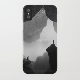Parallel Isolation iPhone Case