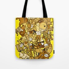 end of the world party (commemorative edition) Tote Bag