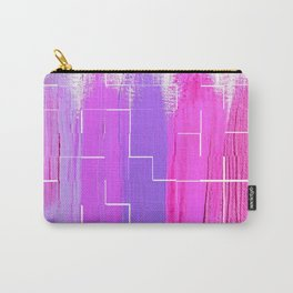 Purple Palette, Pastels, Pinks, Purples, Hues Carry-All Pouch
