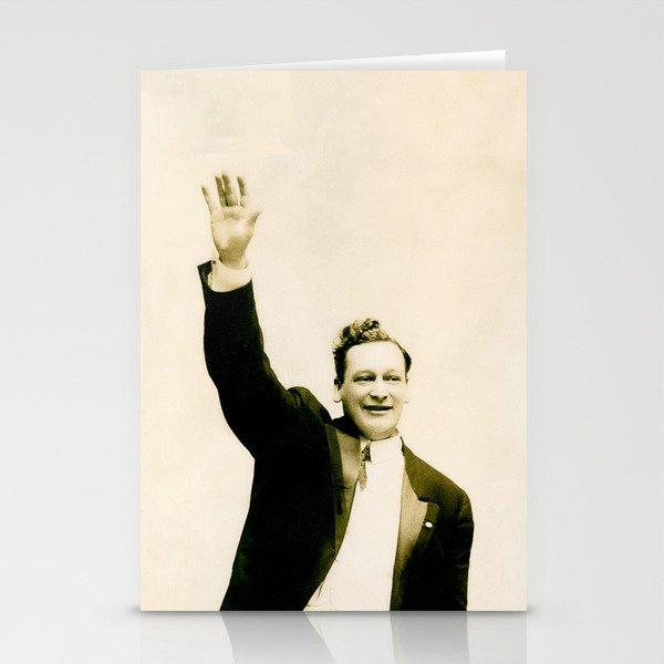 "Harvey Says ""Hi!"" Stationery Cards"