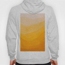 Tangerine Landscape Hoody