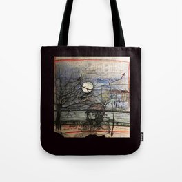 Nocturne appointement Tote Bag