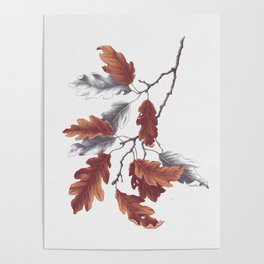 Autumn Study Poster