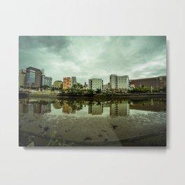 Riverbank Metal Print