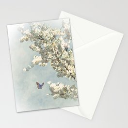 Blossom Delight Stationery Cards