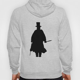 Jack the Ripper Silhouette Hoody