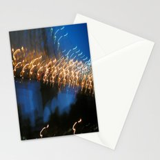 In My Dream, I Saw A Lighted Bridge Stationery Cards