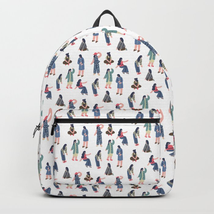 Slow Fashion Backpack