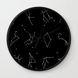 Astrology Wall Clock