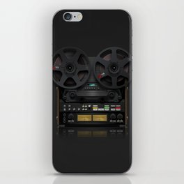 Open Reel 769 iPhone Skin