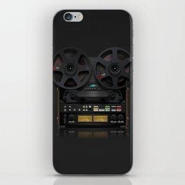 Open Reel 769 iPhone Skin