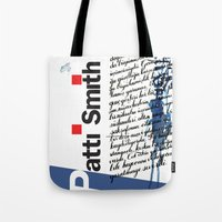 calligraphy Tote Bags featuring Calligraphy 2 by omerfarukciftci
