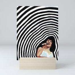 Selena Mini Art Print