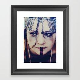 Presence Framed Art Print