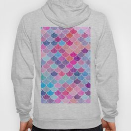Watercolor Lovely Pattern VIV Hoody