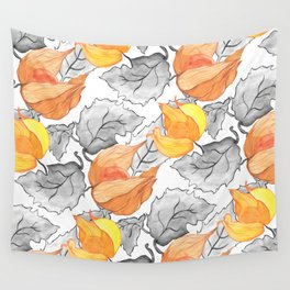 The Physalis Wall Tapestry