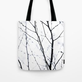 Winter Silhouettes 3 Tote Bag