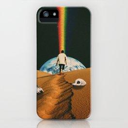 'Psycho Machine' iPhone Case