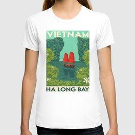 Vietnam Ha Long Bay T-shirt