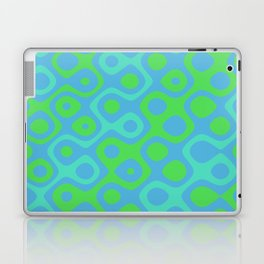 Brain Coral Green Banded - Coral Ree Series 020 Laptop & iPad Skin