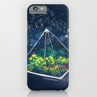 The Greenhouse at Night Slim Case iPhone 6s
