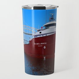 Hon James Oberstar I Travel Mug
