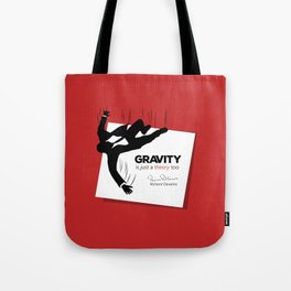 "Quote: ""Just a theory..."" Tote Bag"