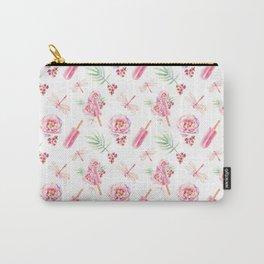 Hawaiian Dream Pop Pattern Carry-All Pouch