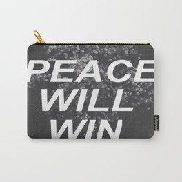 peace will win -- dark flowers -- dark grid -- twenty one pilots Carry-All Pouch
