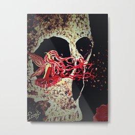 Belle Morte Metal Print