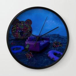 Driftage Wall Clock