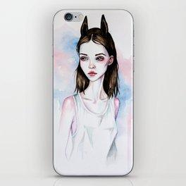 Wolfling iPhone Skin
