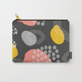Hipster Home Decor, Pattern  Print,  Illustration Art Print, Printable Art Carry-All Pouch