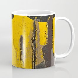 Grafitti Abstract Coffee Mug