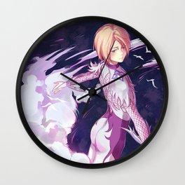 Yuri Ice Wall Clock