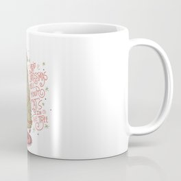 Cat Christmas Graphic Coffee Mug