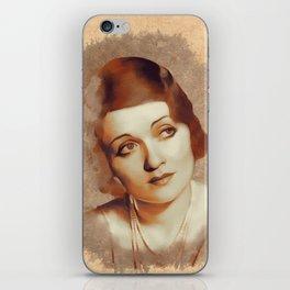 Constance Bennett, Hollywood Legend iPhone Skin